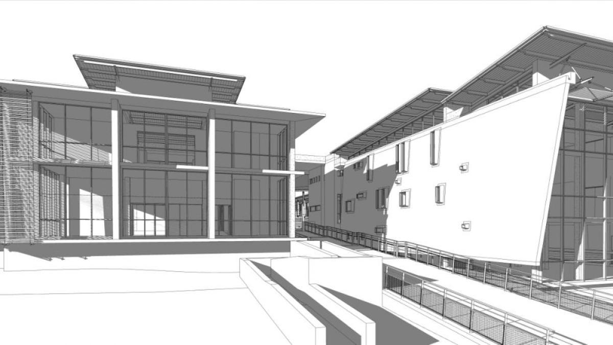 University of mpumalanga conco bryan architects dezine for Tim bryan architect